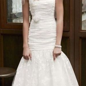 David's Bridal Dresses - Wedding gown
